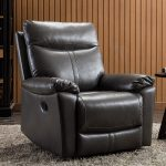 CANMOV Leather Recliner 21