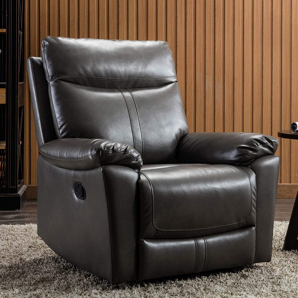 CANMOV Leather Recliner 14