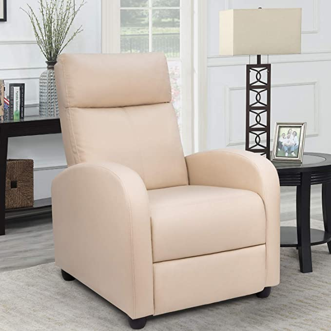 Homall Single Recliner Chair 5