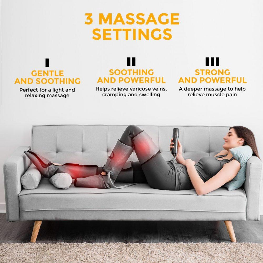 leg massager 8