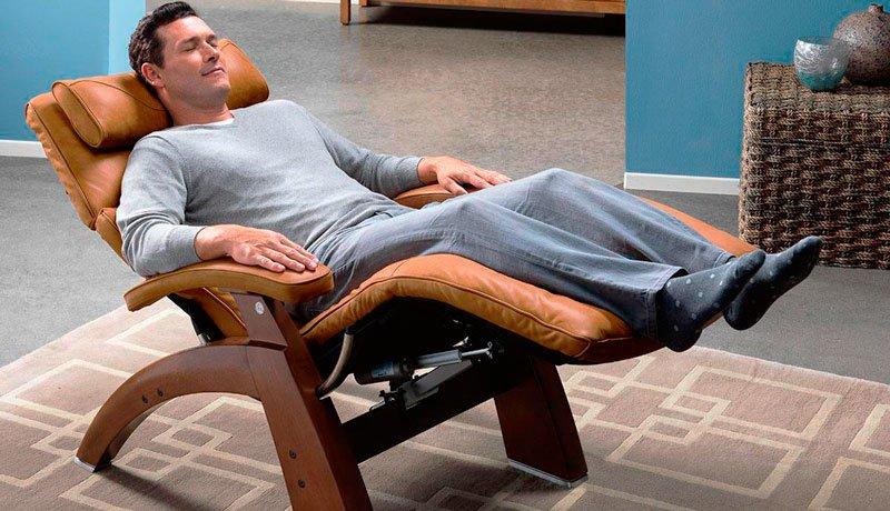man sleeping in recliner 29