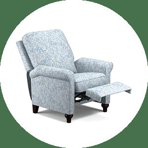 push back reclining chair 24