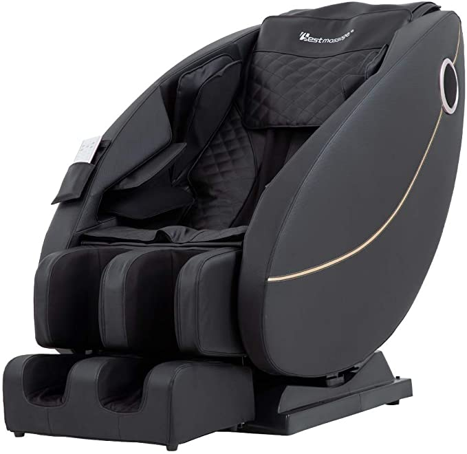 BestMassage Gravity Shiatsu Massage Chair 13
