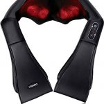 Naipo Shiatsu Massager Kneading Shoulder 4