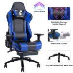Killabee Massage Gaming Chair 8204